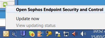 Disable-sophos-right-click